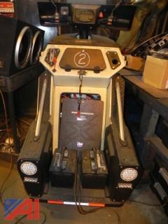 (#2) XGP Sentinel Electric Cart