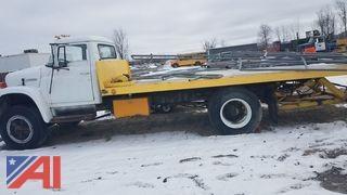 International Roll Off Truck