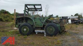 Military Forklift