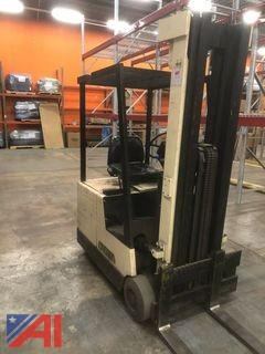 Crown Electric Riding Forklift