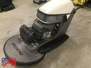 Pioneer Speedstar High-Speed Floor Burnisher