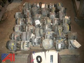 Various Automotive Starters & Alternators