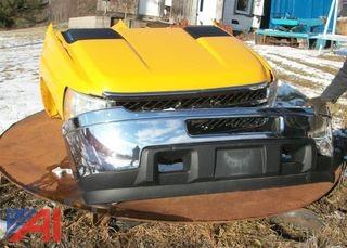 2011 Chevy Silverado 3500 Front End