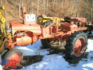 1940's Allis Chalmers Tractor