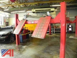 Hunter L401 Automotive Lift