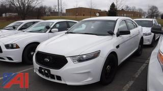 2015 Ford Taurus 4 Door/Police Vehicle