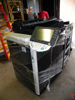 Bizhub & HP Printers