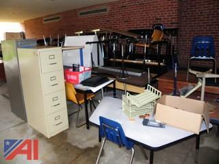 Various School Furniture