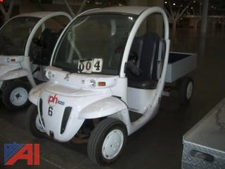 2002 Gem E825 Electric Truck