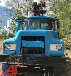 Mack Log Truck #20747