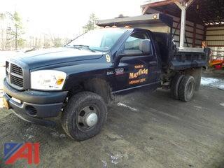 2007 Dodge Ram 3500HD Dump Truck