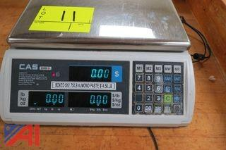 CAS Electric Scale