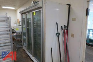 Fogel 3 Door Self Contained Refrigeration Unit