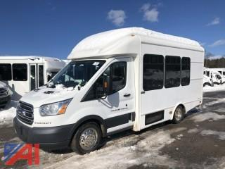 2016 Ford Starcraft Transit Bus