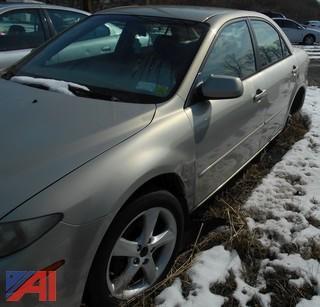 2004 Mazda 6 4DSD