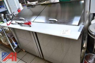 Refrigeration Table