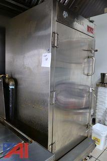 Garland Cooker Cabinet