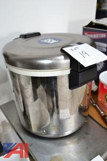 NSF Rice Cooker and Warmer