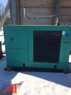 Onan Model 50DGCA  50 kw Generator