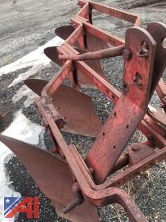 Massey-Ferguson 4 Bottom Tow Behind Plow Attachment
