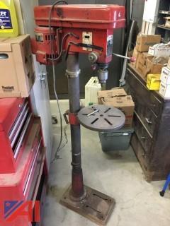 Dayton 12 Speed Drill Press, DF-12