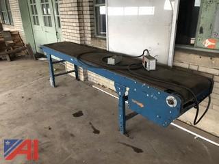 10' Versa Electric Conveyor