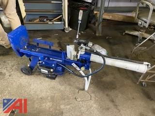 Powerhorse Horizontal/Vertical Electric Log Splitter
