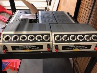 Power Resistor Decade Boxes