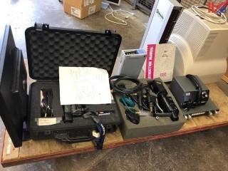 Assorted AV Equipment