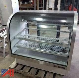 True Refrigerated Display Case