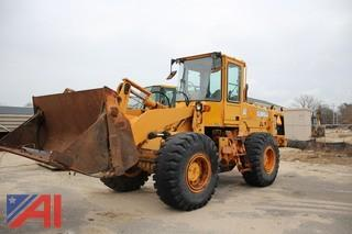 2002 Hyundai 740-3 Front End Loader