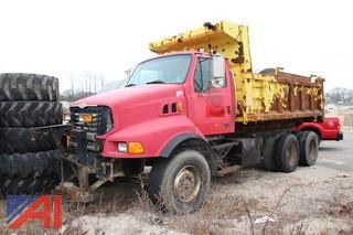 2003 Sterling LT9500 Cab & Chassis Only