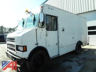 1999 International 1652 Box Van