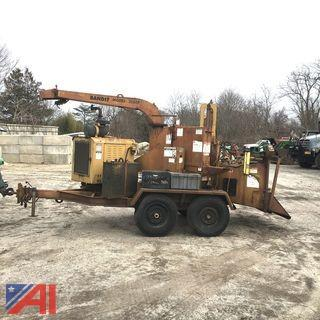 1999 Bandit 280XP Tow-Behind Brush Chipper
