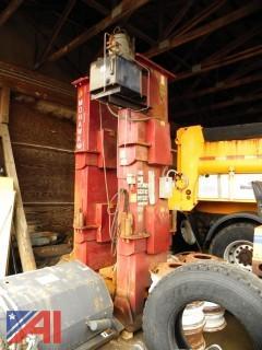 Mohawk TP30A 30,000 lb Two Post Lift