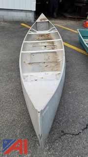 Grumman G15 14.6' Aluminum Canoe