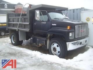 1996 GMC Topkick Dump Truck