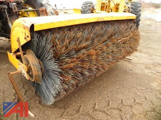 Sweepster 3 Point Hitch Broom