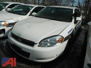 2006 Chevy Impala 4 Door/Police Vehicle
