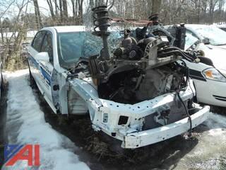 2014 Chevy Impala 4 Door/Police Vehicle