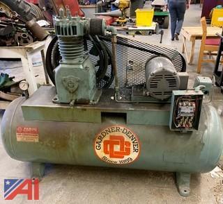 Gardner-Dever Air Compressor