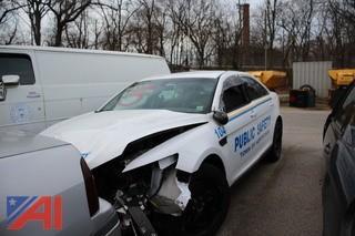 2015 Ford Taurus 4 Door/Police Vehicle