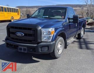 2011 Ford F250 XL Super Duty Pickup Truck with Liftgate