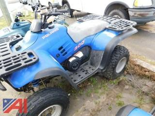 1997 Polaris TB972X4300 ATV