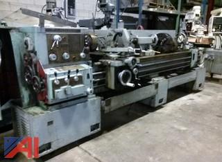 Tarnow Lathe with Newall C80 Digital Readout