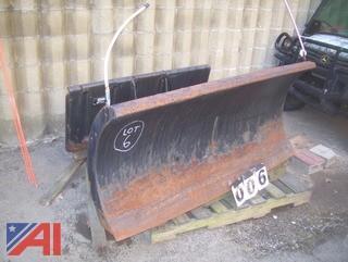 """Bobcat 60"""" Reversible Plow"""