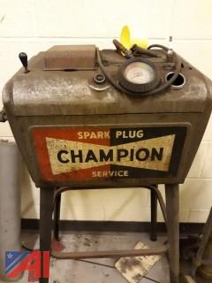 Champion Spark Plug Cleaner and Tester