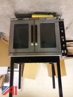 Commercial Double Door ET10 Vulcan Oven