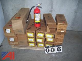 Fire Extinguishers, E#39769
