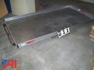 8' Bed Slide SR-10, E#39774